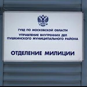Отделения полиции Лисков