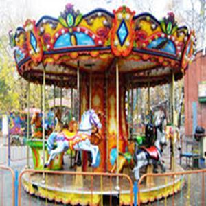 Парки культуры и отдыха Лисков
